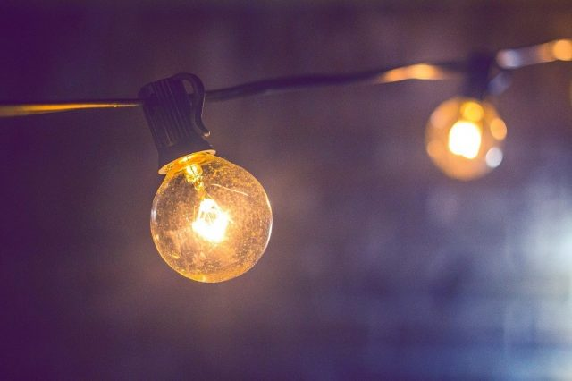 Beleuchtung für Haus und Wohnung